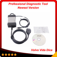 Wholesale 2016 Hot selling professional auto scanner volvo vida dice D diagnostic tool with multi languge