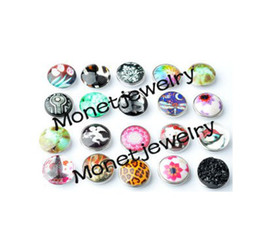 Wholesale Imitation Design Bags - N00002 different colors and designs metal chunks snap buttons random mixed color about 70pcs each bag