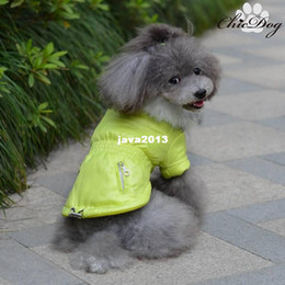 Wholesale Cheap Clothes For Small Dogs - Free shipping small big personalized pet dog clothing for winter clothes coats jacket and accessories cheap wholesale