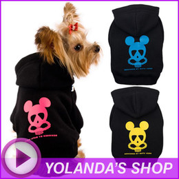 """Wholesale Radiation Clothes - Free Shipping! Fashion Pet Hoodie """"Nuclear Radiation"""" Top grade designer dog clothes-3 colors"""