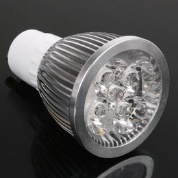 replace spotlight bulb Canada - 1PCS Dimmable High Power 5*3W 15w GU10 GU5.3 E27 E14 MR16 LED Spot bulb replace 80W 12V 110V 240V