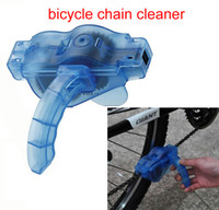 Wholesale Cleaning Cycle - Road Mountain Bicycle Chain Cleaner Machine Cycling Bike Brushes Scrubber Wash Clean Tool Kit