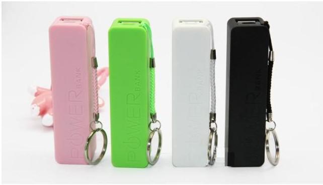 Caricabatteria esterno portatile della Banca di potere USB2.0 Profumo Banca di potere per iPhone5 4S 5 5S 6 Samsung Galaxy caricabatterie