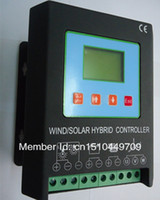Wholesale Solar Hybrid Charge Controller - Smart Wind Solar Hybrid Charge Controller 1600W 24v (1000W Wind+600w solar) Electronic brake and unloading function