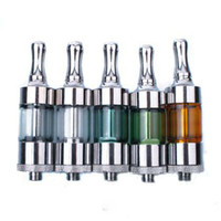 Wholesale Pyrex Kanger Protank Glass Ego - Kanger Protank 2 3 Glass Atomizer Pyrex Clearomizer 3.0ml For Ego Kit Changable coli 5 Colors with standard package