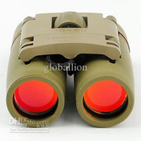 Wholesale Camping Car New - Sakura LLL 30 x 60 Zoom Optical military Binoculars Telescope (126m-1000m )- Green Camouflage 100%NEW -Free shipping