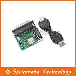 Wholesale Pc Tester Motherboard Diagnostic - PC Diagnostic Card 4-Digit Motherboard Post Tester Wholesale