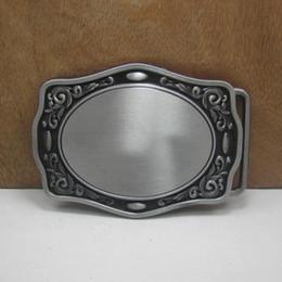$enCountryForm.capitalKeyWord NZ - BuckleHome fashion blank DIY belt buckle with pewter finish FP-03341 suitable for 4cm wideth belt free shipping