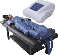 ingrosso pressofusione linfatica-pressoterapia portatile 3 in 1 con macchina per drenaggio linfatico a infrarossi in vendita