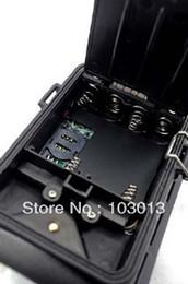 Wholesale Trail Camera Battery - Ltl Acorn LTL-MM1 MMS module battery box game scouting trail camera GSM module battery box for 5210MC,5210MM hunting camera