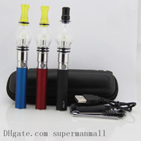 Electronic Cigarette Ego Battery and glass globle wax Atomiz...