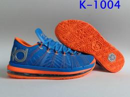 Wholesale Men S Kd Shoes - Best Men s Basketball Shoes KD VI 6 Elite Team Men Sneakers Online Shop Sports Shoes Mens Shoes Running Shoes Men s Footwear Athletics Shoes