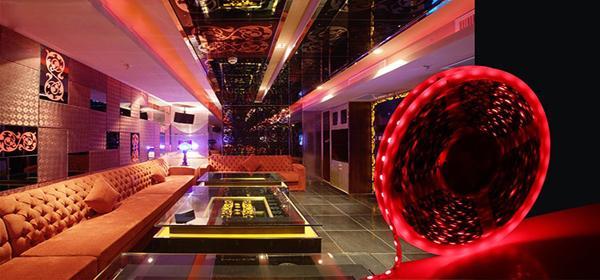 50M 50 متر RGB LED قطاع الإضاءة أضواء مرنة 3528 SMD 60 المصابيح / M 5M / بكرة غير مقاوم للماء 12V العاصمة أضواء