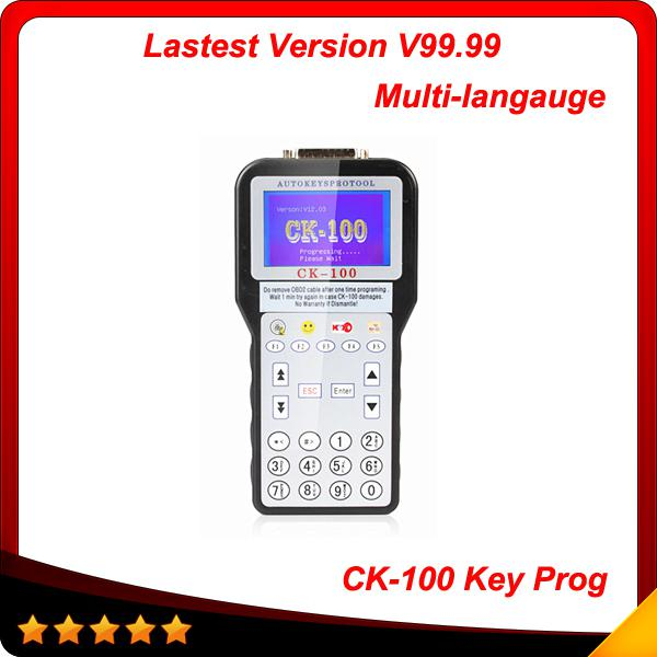 2016 Newly multi-language CK100 key programmer CK-100 Auto Key Programmer V99.99 CK 100 SBB The Latest Generation In stock