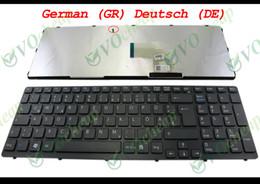 computadoras portátiles epc Rebajas Nuevo y Original Teclado de Ordenador Portátil para Sony Vaio SVE15 SVE 15 SVE1511 Negro * CON Marco * Versión alemana de Deutsch Deutsch - 149031921