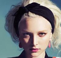 Wholesale Headscarf Styles - Free shipping New 2014 Korean Style Fashion Rabbit ear Headscarf Headbands For Women Hair Accessories