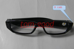 Wholesale Camera Car For Sale - Sale None No Curtains for Cars Car Window Sunshade New Spy Camera Sunglasses 720p Hd Hidden Glass Video Recorder-spy Gadget