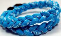 Wholesale Titanium Baseball Necklaces For Men - 2016 hot titanium braided necklace tornado SPORTS football baseball new fashion necklaces accessories for women men