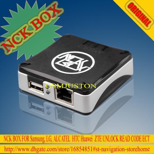 NCK Box para flasheo LG, Alcatel, Samsung, Huawei y otros dispositivos, reparación y desbloqueo de software con 1 cable