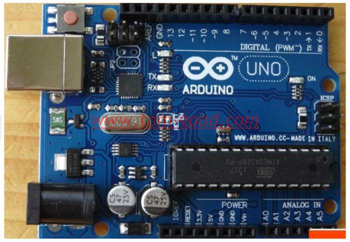 database - connect arduino uno to local server - Stack