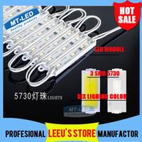 Wholesale Led Sign Wholesalers - 2017 module light lamp SMD 5730 IP66 waterproof LED modules for sign letters LED back light SMD 5630 3 led DC 12V backlight