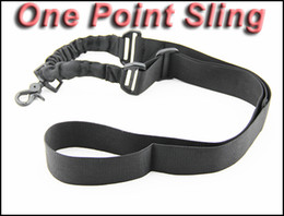 One pOint rifle sling online shopping - 10pcs High Strength One Point Adjustable Sling Single Point Rifle Gun Bungee Cord Black