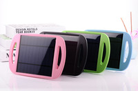 Wholesale Solar Galaxy S3 - 2.5W 5V 500mAh Light Weight Solar Charging Pad for Samsung Galaxy Note 3 S4 S3 4 color in stock