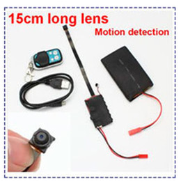 Wholesale Video Cameras Small - Smallest Mini camera Spy cam HD Video recorder DVR 32GB max Hidden Camera 8-12 hours Work Time Portable DV