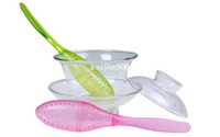 Wholesale Plastic Tadpole Spoon - 50 x Tadpole Tea Spoon Strainer Teaspoon Infuser Filter #3938