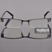 anti computador de fadiga venda por atacado-2017 óculos de proteção para os olhos óculos de computador armações de óculos de leitura anti-óculos de radiação anti-fadiga óculos de armação de metal com