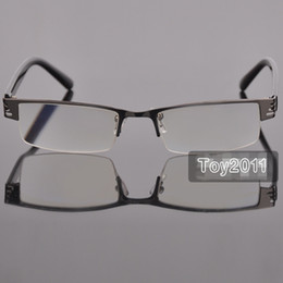 Wholesale Computer Protection Glass - 2017 Eye Protection Computer goggles optical frames Reading glasses Anti-Radiation glasses Anti-fatigue eyeglasses Metal Frame with