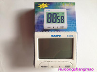 Wholesale Lcd Screen Timer - MAXPO large LCD screen electron paramagnetic countdown timer E - 009