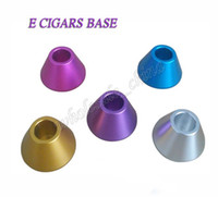 Wholesale Ego Ekiss - 2014 Hot sale E Cigarette Metal Ego Base Aluminum Ekiss Electronic Cigarette Battery Base E Cigarette Ekiss Colorful ekiss E cigars