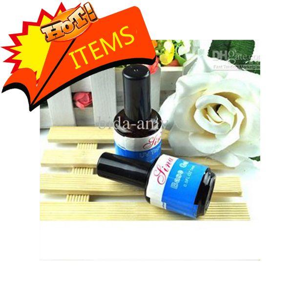 best selling 2014 uv gel New Top Coat Primer Base Gel Nail Art UV Gel Polish (Nice Gift for Her!!!)
