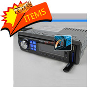 Wholesale Sd Card Cassette Player - Lowest price in dhgate !car radio mp3 player support USB SD MMC card+color LCD display