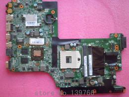 Motherboard Socket 478 Ddr3 Canada - 630793-001 board for envy17 laptop motherboard with intel HM67 chipset