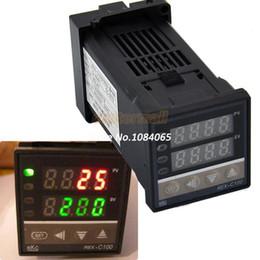 Venta al por mayor de 2014 venta caliente de 0 a 400 grados de temperatura PID digital del control del termopar Nueva SV001100 b012