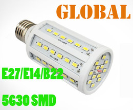 Cheap energy saving bulbs online shopping - Cheap X Warm led Bulbs led corn lighting Degree W E27 E14 B22 SMD LEDs LM Energy Saving Light lamp V V V V