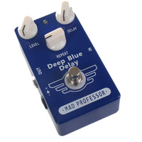 Free Shipping Guitar Effect Pedal Delay And True Bypass Deep...