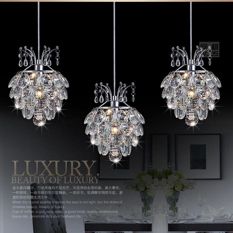 Modern crystal chandelier pendant light stair hanging light modern crystal chandelier pendant light stair hanging light restaurant lamp bedroom lamps bar lighting pendant light kitchen coloured glass pendant lights aloadofball Images