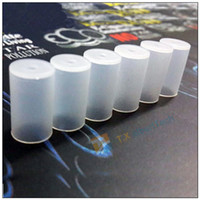 Drip Tip Cap test Disposable Atomizer Cap Silicon Cover Dust...