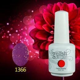 Wholesale Uv Gel Polish Wholesale - 100Pcs lot Long last soak off led & uv Gelish Gel Nai polish Nail Art Gel Lacquer Varnish for Nail Set