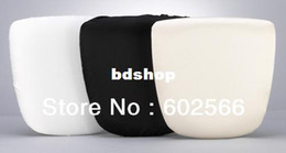 Wholesale Cover Chair Cushions - Free Shipping 200pcs Lot Spandex Seat Cushion Covers for Chiavari Chair