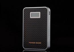 $enCountryForm.capitalKeyWord Australia - 12000mAh Power Bank 2 USB Port Charger External Backup Battery With Retail Box For Mobile Phone