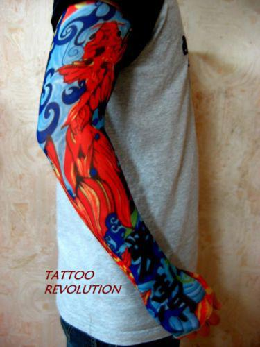 63bc64b2d New Fashion 124 Style Nylon Stretchy Fake Tattoo Sleeve Arms Fancy Dress  Costume Clothes Tattoo Clothing Company Name From Lidragon, $7.73|  DHgate.Com