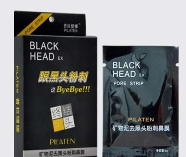 Freies Verschiffen Gesichtsmineralien Conk Nase Mitesser Entferner Maske Porenreiniger Nase Schwarz Kopf EX Pore Streifen