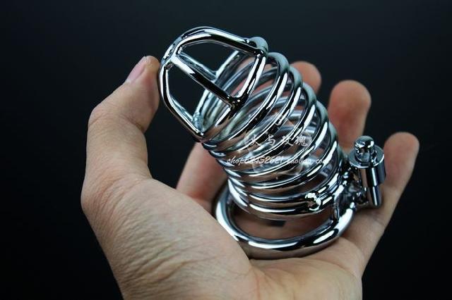 Yeni Chastity Kafes Erkek Iffet Kemer Erkekler için Cock Cage Seks Oyuncakları Penis Cihazı