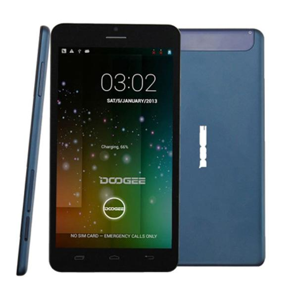 Doogee PHABLET DG685 6.85 Inch IPS QHD Screen 512M/4G MTK6572 Dual Core 1.3GHZ Android 4.2 Unlocked 3G GPS 002234