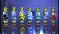 Wholesale E Cigarette Ce5 Glass Tanks - Electronic Cigarette EGO Fish 510 Glass Drip Tips Fit CE5 CE6 Protank Vivi Nova Tanks E cigars Mouthpiece E-Cigatte Accessories