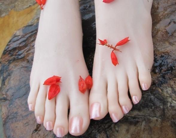 Trinidad feet fetish